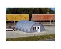 Rix Products HO Quonset Hut (WWII Prefab Metal Building)