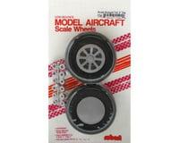 """Robart U-300 Scale Wheels,3"""""""