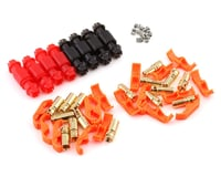 """RCPROPLUS DC5 """"Solderless"""" Supra X Battery Connector Set (4 Sets)"""