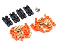 """RCPROPLUS D6 """"Solderless"""" Supra X Battery Connector Set (4 Sets)"""