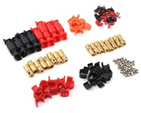 """RCPROPLUS S7 """"Solderless"""" Supra X Battery Connector (4 Sets)"""