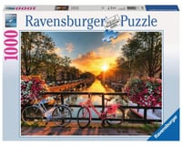 Ravensburger Bicycles in Amsterdam Puzzle (1000 Piece)