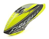 SAB Goblin Fireball 280 FG Canopy (Yellow)