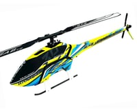 SAB Goblin Kraken 700 Electric Helicopter Kit (Yellow/Blue)