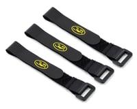 Scorpion Battery Lock Strap Set (3) (Medium)