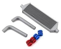 Sideways RC Scale Drift Full Intercooler Kit (Silver) (Low Profile)