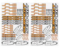 Serpent S411 Decal Sheet (2)