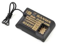 Sanwa 3-Ch 2.4GHz FHSS-3 RX-380 Receiver SNW107A41077A