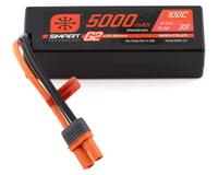Spektrum 11.1V 5000mAh 3S 100C Smart G2 Hardcase LiPo Battery: IC5 SPMX53S100H5