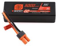 Spektrum 11.1V 5000mAh 3S 30C Smart LiPo G2 Hard Case for IC3 SPMX53S30H5