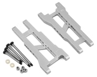 ST Racing Silver Heavy Duty Rear Suspension Arm Kit with Lock-Nut Hinge Pins STRST3655XS (Traxxas Rustler)