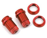 ST Racing Concepts Traxxas 4-Tec 2.0 4Tec Aluminum Threaded Shock Bodies (2) (Red)