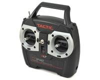 Tactic 4 Channel 2.4GHz SLT Transmitter & Reciever No Servos Mode 2 TACJ2410