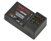 Tactic 3-Channel 2.4GHZ SLT HV Receiver Only Nero TACL0326
