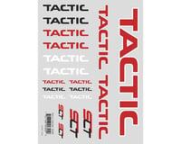 "Tactic 8x11"" Die Cut Decal Sheet TACZ0300"