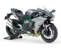 Tamiya 1/12 Kawasaki Ninja H2 Carbon Model Kit TAM14136