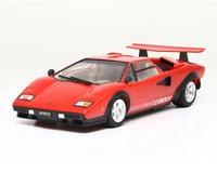 Tamiya 1/24 Red Lamborghini Countach LP500S Model Car TAM25419