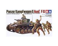 Tamiya 1/35 German Panzer Kampfwagen II Model Tank TAM35009