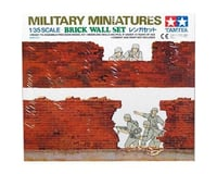 Tamiya 1/35 Scale Brick Wall Set Model Kit TAM35028