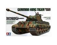 Tamiya 1/35 Scale King Tiger Porsche Turret Model Tank TAM35169