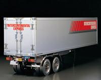 Tamiya 1/14 Semi Box Trailer Kit TAM56302