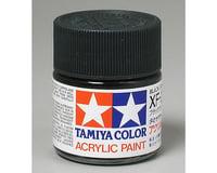 Tamiya XF-27 Flat Black Green Acrylic Paint (23ml)