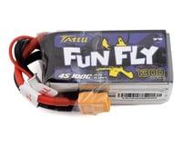 Gens Ace Tattu 1300mAh 4S 100C LiPo Battery with XT60 Plug TA-FF13004SP