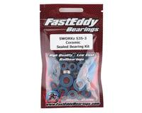 FastEddy SWORKz S35-3 Ceramic Bearing Kit
