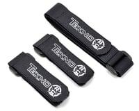 Tekno R/C Battery Hold Down Straps for 2S Packs SCT410 TKR40008K