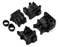 Team Losi 8IGHT-E Racing Front and Rear Gear Box Set: All eight TLR242013