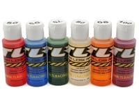 Team Losi Racing Silicone Shock Oil Six Pack (6) TLR74021