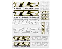 Team Losi 8IGHT-E Racing TLR Sticker Sheet TLR8300