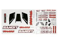 Traxxas Decal Sheet, Bandit TRA2413X
