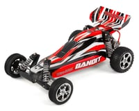 Traxxas Bandit Clear 1/10 Buggy Body TRA2417