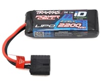 Traxxas 1/16 Slash Battery 2200mAh 7.4V 2C 25C LiPo Scale TRA2820X