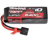 Traxxas 6400mAh 11.1V 3C 25C LiPo with Auto Battery iD TRA2857X