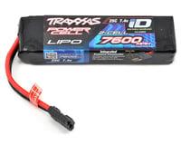 Traxxas Battery Pack 7600mAh 7.4V 2C 25C LiPo TRA2869X