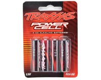 Traxxas Battery Power Cell AA Alkaline (4) TRA2914