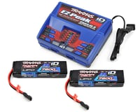 Traxxas 7600mAh 7.4V 2S 25C Battery and Charger Combo TRA2991