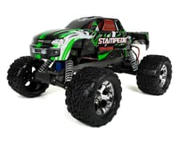 Traxxas Stampede Monster Truck with TQ 2.4GHz Radio System (Green)
