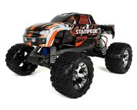 Traxxas Stampede Monster Truck with TQ 2.4GHz Radio System (Orange)
