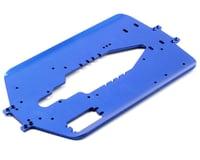 Traxxas T-Maxx 4mm Aluminum Chassis (Blue)