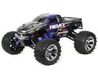 Traxxas Revo 3.3 1/10 4WD Nitro Monster Truck RTR with w/ TSM (Blue)