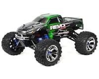 Traxxas Revo 3.3 1/10 4WD Nitro Monster Truck RTR with w/ TSM (Green)