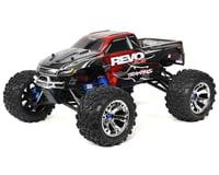 Traxxas Revo 3.3 1/10 4WD Nitro Monster Truck RTR with w/ TSM (Red)