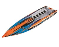 Traxxas Spartan Fully Assembled Orange Graphics Hull TRA5735