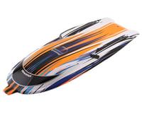 Traxxas Spartan Orange Graphics Hatch TRA5736