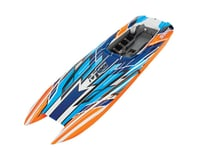 Traxxas Fully Assembled Orange Graphics DCB M41 Hull TRA5786