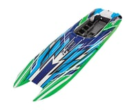 Traxxas Fully Assembled Green-X Graphics DCB M41 Hull TRA5786G