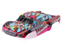 Traxxas Slash 4x4 Hawaiian Graphics Painted Body with Decals TRA5849